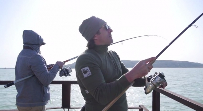 Ловля кутума в Азербайджане