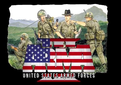Обзор мода RHS на ARMA (Армия США)