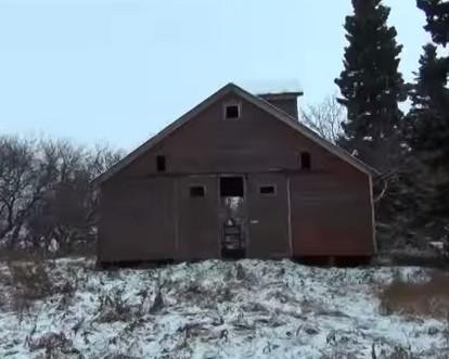 Охота за привидениями или старая усадьба в Канаде