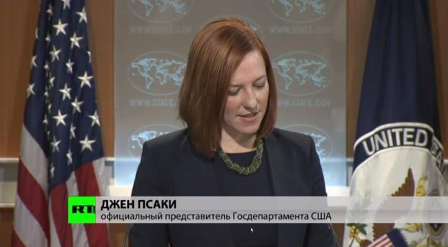 Джен Псаки: США неизвестны факты нарушений Киевом договоренностей