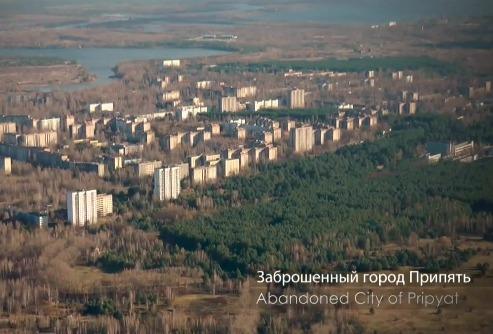 Чернобыль сейчас - видео и фото
