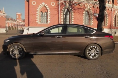Hyundai Genesis - Большой тест-драйв