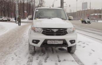 УАЗ Патриот 2015 - большой тест-драй