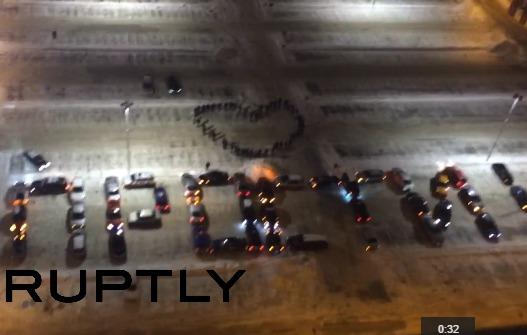 45 автомобилей из Сургута
