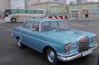 Mercedes-Benz W111 230S - Большой тест-драйв
