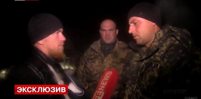 Моторола поговорил с командиром Киборгов