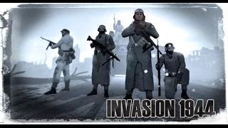 Побег от Гитлера! Invasion 1944 (Arma 2)  18+