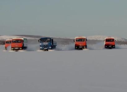 Возвращения домой с озер Якутии - Лабынкыр