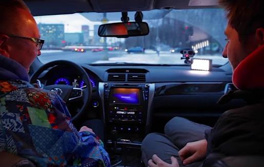 Toyota Camry 2015 - большой тест-драйв
