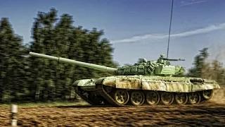 Виртуальный танковый биатлон
