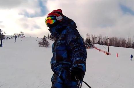 Chicopee Онтарио - сноубординг / Chicopee Ontario Ski & Snowboarding