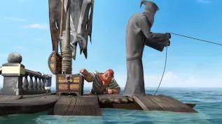 Моряк и смерть