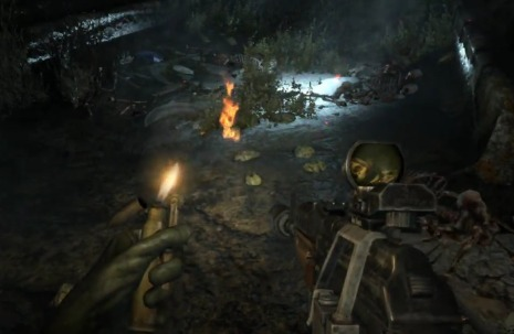 Metro Last Light Redux часть 2