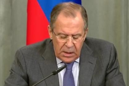 Пресс-конференция глав МИД России и Израиля