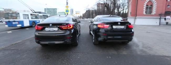 BMW X6 xDrive50i 2015 (F16) - Большой тест-драйв
