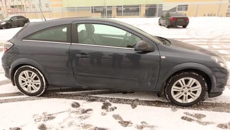 Opel Astra H GTC - Большой тест-драйв (б/у)