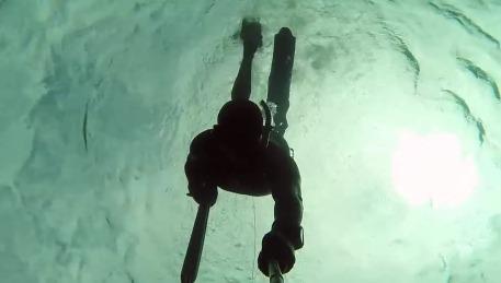 Подводная охота в Камбодже - фото и видео