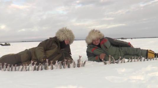 Спортивная рыбалка с Евгением Замятиным №18. Экспериментальный выпуск