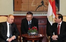 Пресс-конференция Владимира Путина в Египте