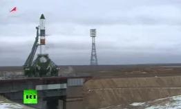 Старт космического корабля «Прогресс» к МКС