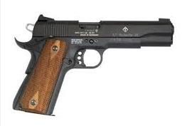 Пистолет GSG 1911, обзор для друзей. 02 2015. Канада.