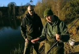Рыболовные уроки Кевина Грина
