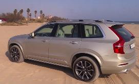 Volvo XC90 2015. Часть 1 - D5 - Большой тест-драйв