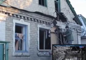 Фильм Максима Фадеева - На войне как на войне