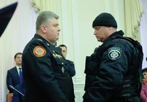 Главу Украины по ЧС Сергей Бочковский арестовали в прямом эфире