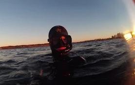 Роман Болдов: Подводная охота март. Знакомые места