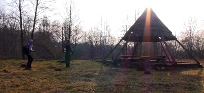 КОМПАС №12 Шкиль Игорь - пеший 8-часовой поход