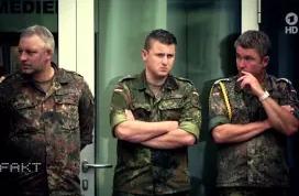 Меркель привезла фашистов, на лечение в Германию