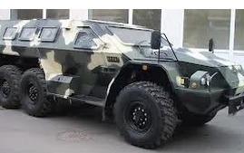 СБА-60-К2 «Булат» - Авто цвета хаки