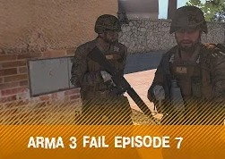 Endalaner: ARMA 3 Fail - Episode 7