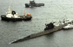 Ирландские рыбаки поймали российскую подлодку