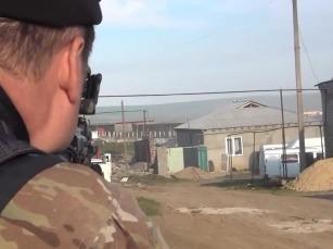 В Буйнакском районе Дагестана проходит спецоперация по уничтожению боевиков