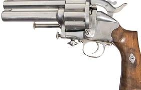 Барабанное ружьия, искусство изготовления револьверов
