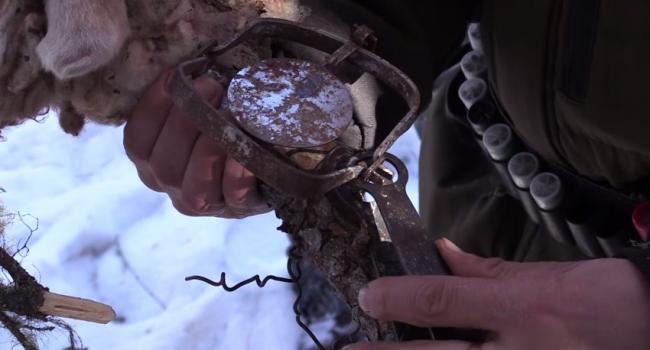 Промысловая охота на соболя (Алтаи)