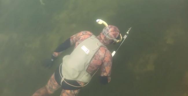 Мир подводной охоты в Татарстане