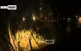Донецк ночь на 3 мая.