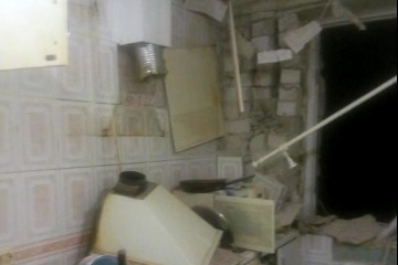 Обстрел Донецка ночью на 3 мая