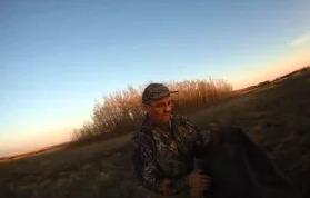 Дядя Вова: вечерняя весенняя охота, 27 апреля 2015 Канада