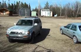 Канадский бирюк: Репортаж с нашей заимки на севере Канады №1