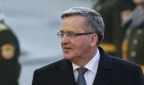 У президента Польши Бронислава Коморовский редкая форма фобии
