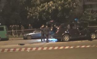 В Киеве расстрелян милицейский патруль №1572