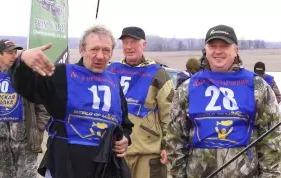 Александр Белов: Открываем рыболовный сезон 2015
