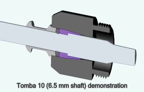 Демонстрация пневмовакуумного набора Tomba10