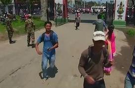 Новое землетрясение в Непале: люди в панике