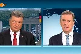 Пётр Порошенко: На Украине находятся 11 тыс российских солдат