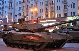 Танк Армата на два поколения обогнал другие танки